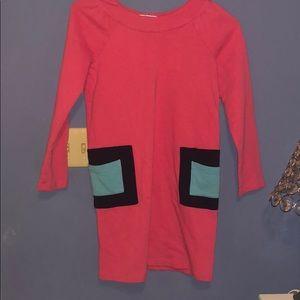 Hanna Anderson Pink Dress